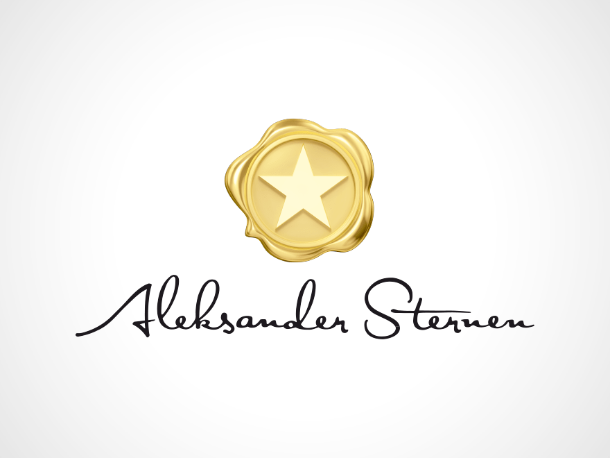 Aleksander Sternen Redesign Markenlogos