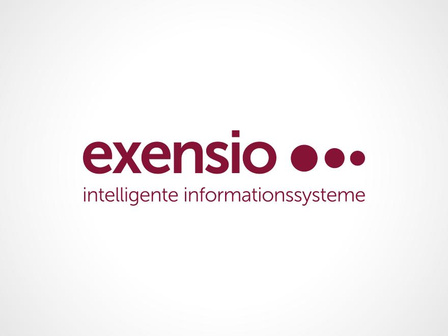 Exensio GmbH Logo Redesign