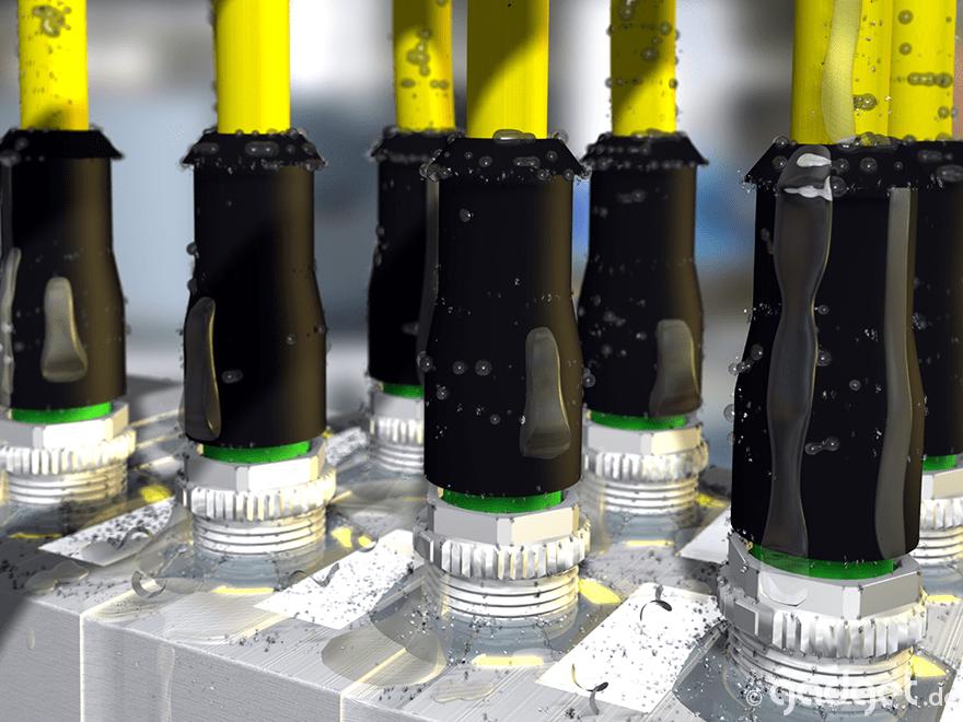 Eyecatcher Feldbustechnologie Anlagenbau