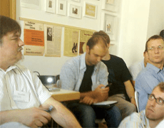 Barcamp Stuttgart Session mit Alexander Talmon #bcs4